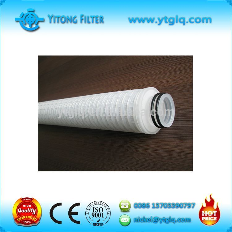 ShuoBao chemical filter cartridge for PCB industry, electroplating industry and wastewater treatment