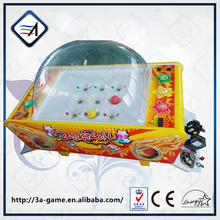 2015 Newest Baskeball Hoop Coin Operated Game Machine