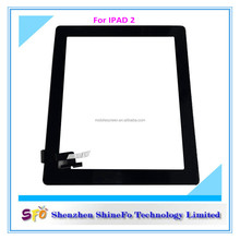 Mobile phone cheap price lcd for iPad 2 digitizer touch screen
