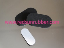 Adhesive Backed Rubber Foam Feet Pad