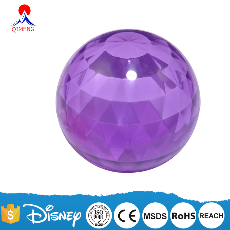 Flashing Light Soft Bouncy Ball Toy For Kids