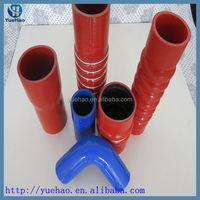concrete pump rubber hose silicone 3 inch rubber hose