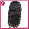 Supply wholesale conscious full lace wig distributors touch good body wave texture jollity black free parting with baby hair