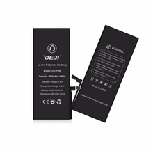 cheap price replacement mobile phone battery 1810mah with tool pack for iphone 6 battery original