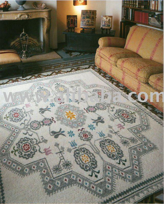 Sardinian Rugs, Curtains, Bedspreads, Tablecloths, Furniture