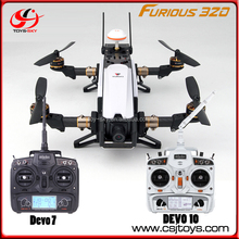 Original Walkera Furious 320 with DEV0 10 radio 4-Axis Racing Drone Quadcopter RTF(1080P camera/OSD/battery/charger) Readyto fly