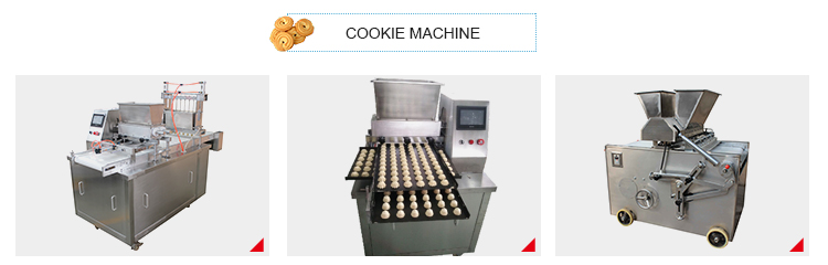 Stainless Steel Frame Bakery Cake Machine For Twinkie Cake 220V/50Hz Voltage