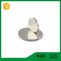 Strong Disc Rare Earth Magnet For