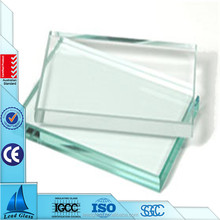 8mm Tempered/Toughened Glass cut to size polished edges