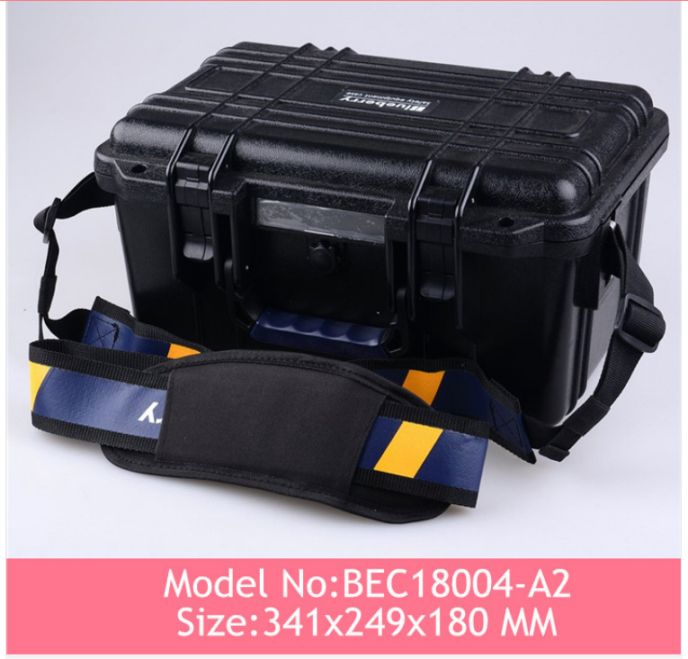 Intelligent Electronic Devices Computer Carton Case Portable Safety Equipment Box
