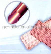 Capillary Tube Type and Air Condition Or Refrigerator Application copper tube