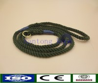 nylon twisted dog leash