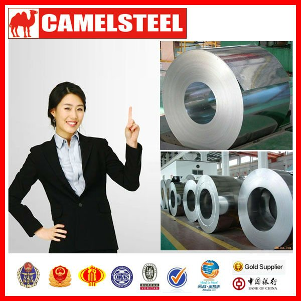 High Strength Hot Dip Galvanized Steel Coil To South Korea