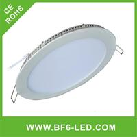 2014 wholesale price dimmable round/square led panel light