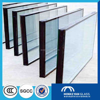 Best price of argon gas insulated glass for wholesale