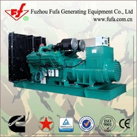 China Manufacturer!1000kVA power plant with Cummins engine