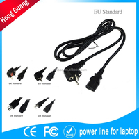 warranty 12 months ac power cord figure 8 iec c7 plug with suitable plug