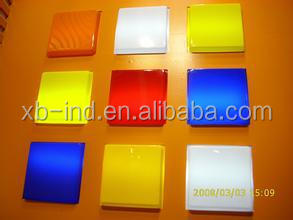 Carved 100% PMMA material acrylic sheet with UV and scratch resistance
