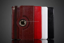 Rotary style leather filp case for ipad mini 4/latest leather filp case for ipad mini 4
