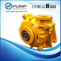 China filter slag mining sands slurry booster slurry pump