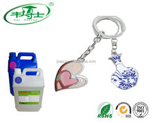 High Quality Clear Epoxy Resin Glue AB For Key Chains and Decoration