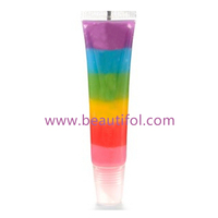 Best selling products makeup cosmetics lip gloss with your own lip gloss packaging for kids lip care