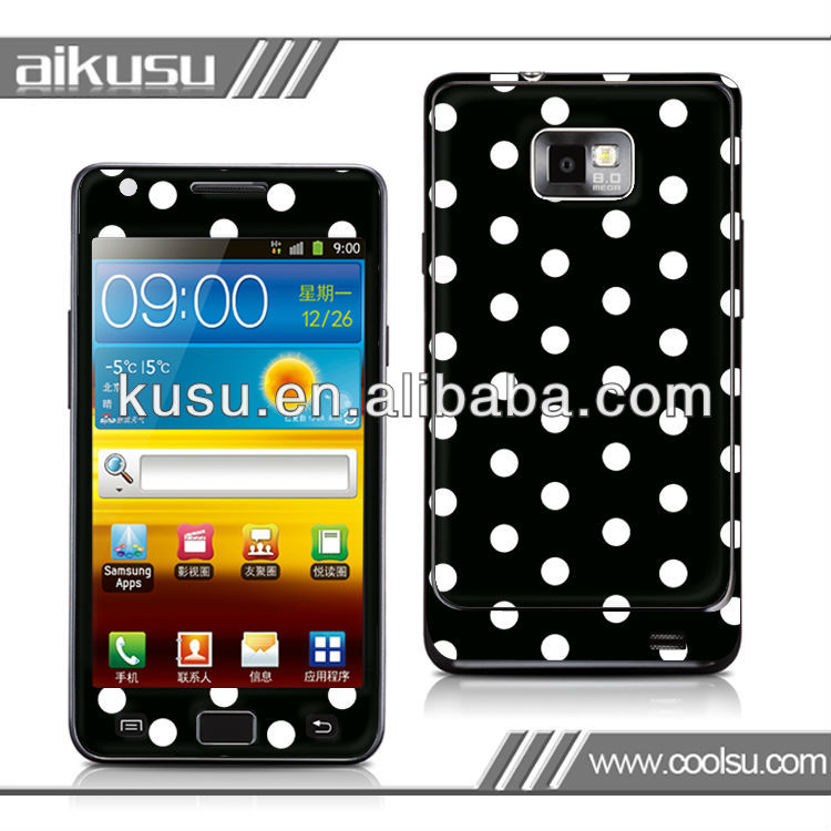 Protective cover for samsung galaxy s2 i9100