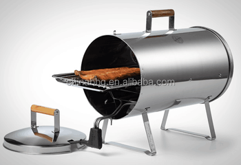 stainless steel electric bbq grill