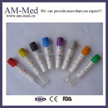 Vacuum Blood Collection Tubes