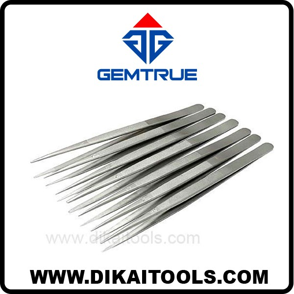 Stainless steel tweezers, Standard Diamond Tweezers DK2801