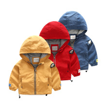 Wholesale Boys Jackets Children's Waterproof Windproof Rainproof Coat