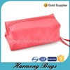 New Beauty red microfiber travel cosmetic cases for women