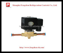 fengshen made solenoid valves Cooling& steam& hydraulic &pneumatic& water supply