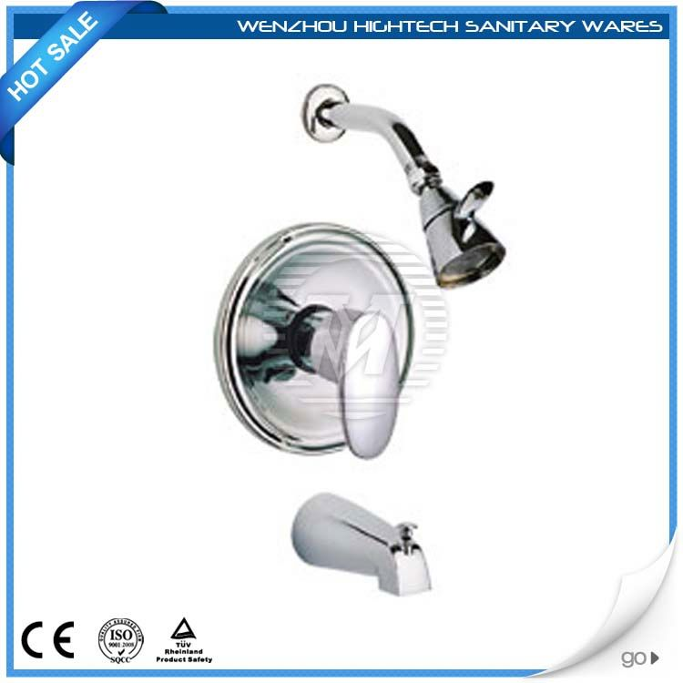China Best Selling Bath And Shower Faucet Combination