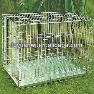 Stainless steel pet cage! new design !