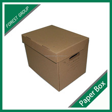 ARCHIVE BOXES / OFFICE FILE STORAGE BOXES WITH LID