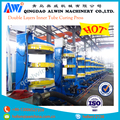 Double Layers Inner Tube Curing Press Vulcanizing Machine