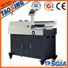 D50-A4 semi-auto hot melt glue book binding machine