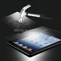 2.5D Color Tempered glass screen protector for mini pad