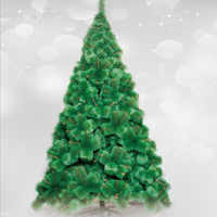 Factory hot sale wholesale PVC artificial christmas tree for christmas day