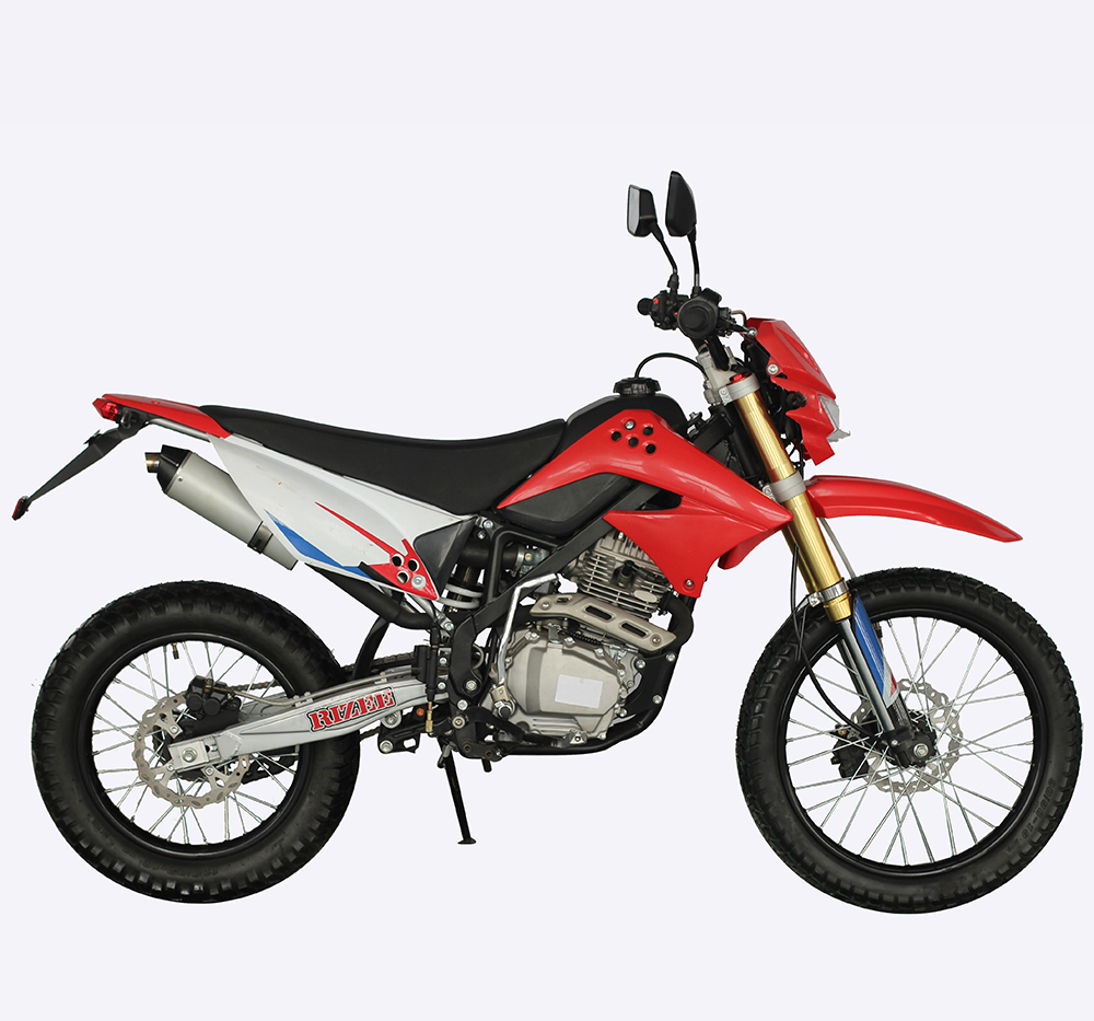 Chinese Hot Sell 250CC Motorcycle Dirt Bike Kick Start Engine