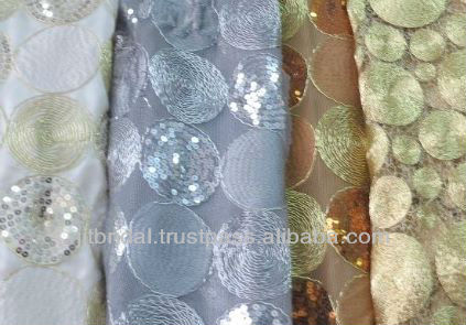 Embroidery Fabric SP36