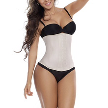 New Products girdles Sexy Women breathable weight loss waist training corset