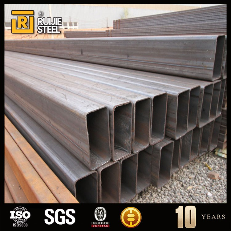 Carbon steel square hollow section pipe/large diameter corrugated steel pipe