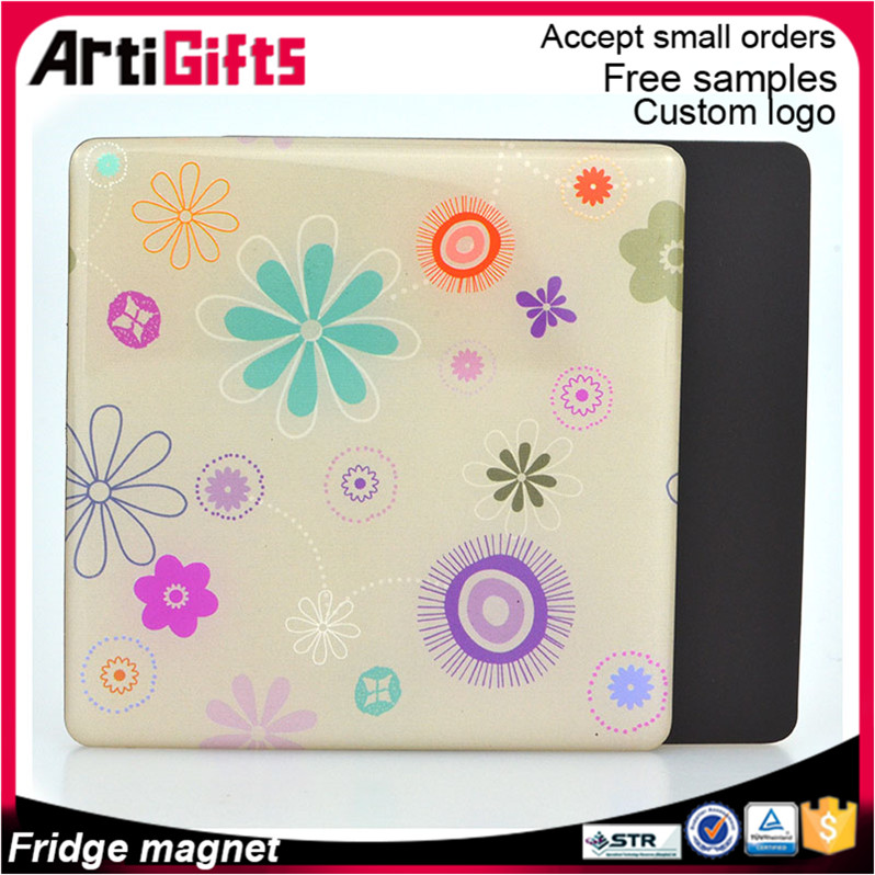 New fashion fridge magnet paper stickers