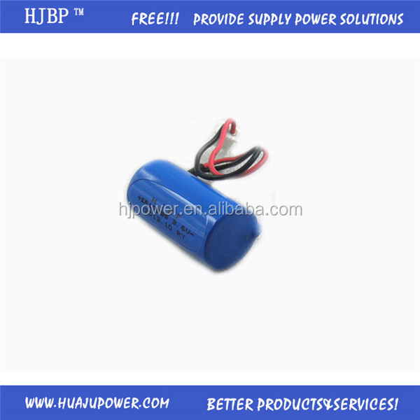 2014HOT SALE DEEP CYCLE 3.7v icr 14500 li-ion rechargeable battery