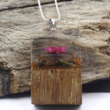 necklace chains wholesale Resin Wood Necklace for women 2017 latest style