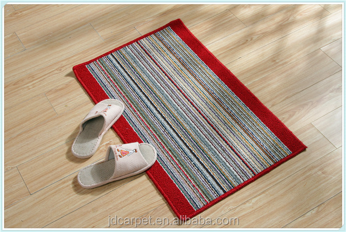 pp material cheap floor carpet mat