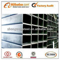 alibaba website rectangular made in china steel tube