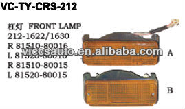 Front Lamp For Toyota Cressida Rx60 Rx62 Rx70 Rx72